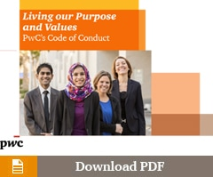 Living our Purpose and Values — PwC's Code of Conduct