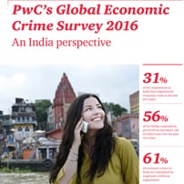 PwC's Global Economic Crime Survey 2016: India edition