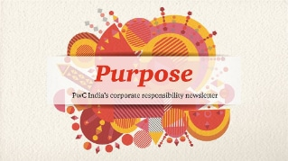 Purpose: PwC's Corporate Responsibility Newsletter - Vol. 1