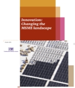 Innovation: Changing the MSME landscape