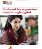 Banks taking a quantum leap through digital