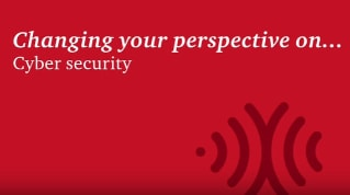 Cyber security - confidence in your digital future