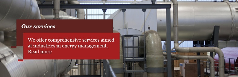 PwC's Energy Efficiency (EE) practice provides comprehensive services aimed at industries in energy management.